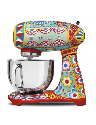Stand mixer Sicily is my Love - Smeg...