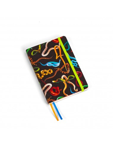 Notebook medium Snakes Seletti