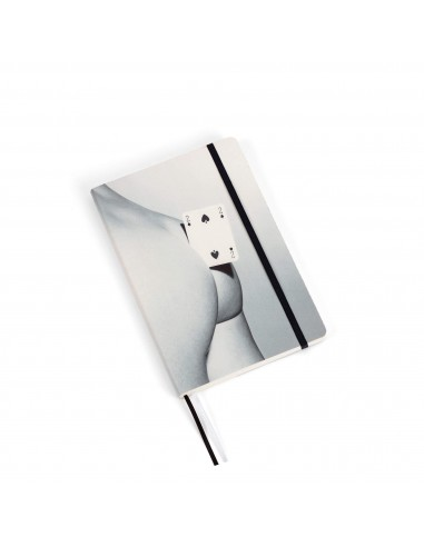 Notebook big Two of spades Seletti