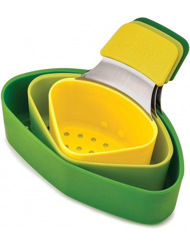 Set of 3 steam cooking containers...