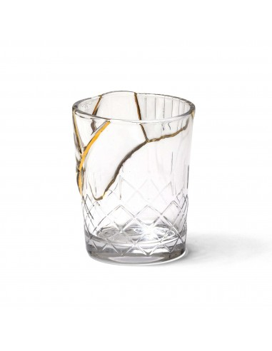 Seletti Kintsugi glass 09656