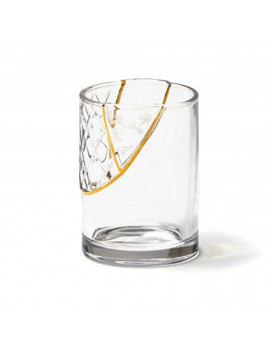 Seletti Kintsugi glass 09657