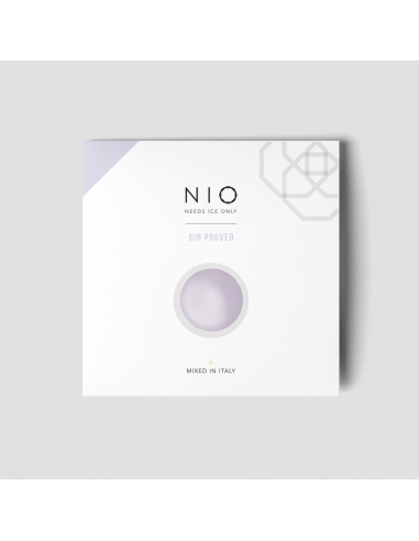 NIO Gin Proved 10 cocktails box