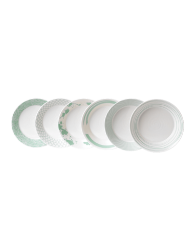 Pacific Mint Pasta Bowls (Set of 6)...