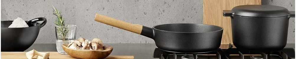 Weiss Gallery - valuable materials - cast iron - specialized brands