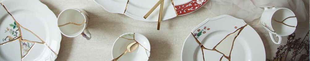 Weiss Gallery - how to set the table - the decorated table -