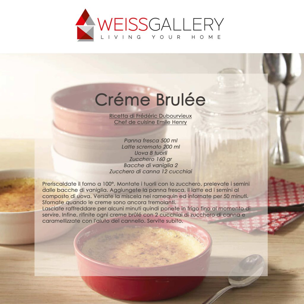 creme brulee weiss gallery