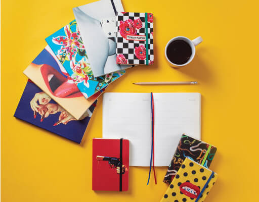 notebook seletti