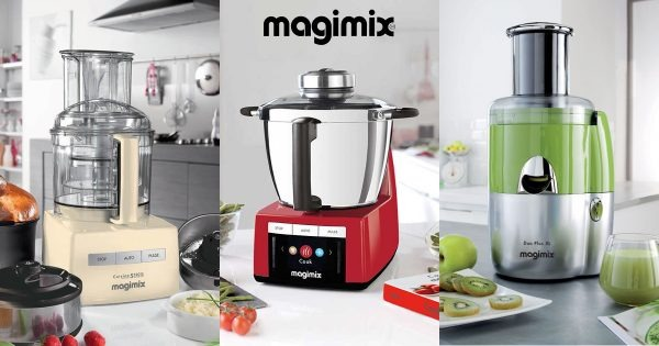 Discover the Magimix world, innovation in the kitchen